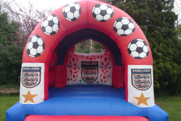 England Bouncy Castle large 2