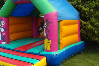 Tom and jerry bouncy castle small 1