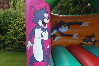 Tom and jerry bouncy castle small 6