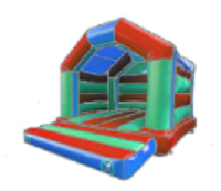 link to adult bouncy castle hire