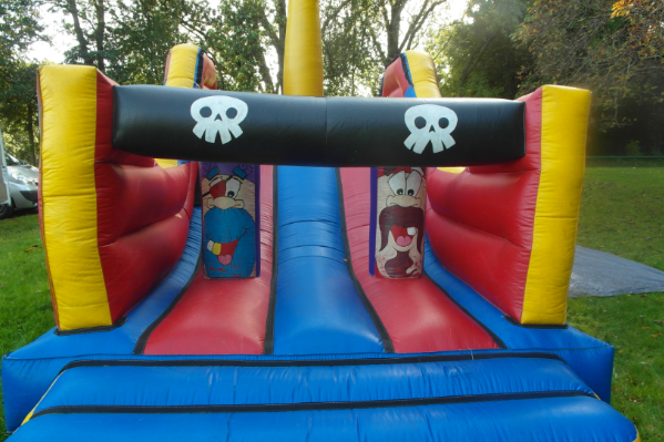 Pirate Obstacle Course small 3