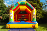 LINK TO JUNGLE BOUNCY CASTLE HIRE