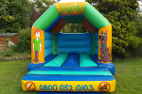 link to scooby doo bouncy castle hire