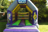 link to star wars bouncy castle hire