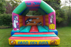 link to tom and jerry bouncy castle hire
