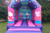 Hello kitty Bouncy Castle small 8