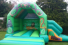 Jungle Combi Bouncy Castle small 8