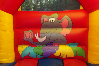 Jungle bouncy castle small 6