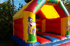 Jungle bouncy castle small 7