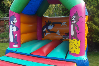 Tom and jerry bouncy castle small 8