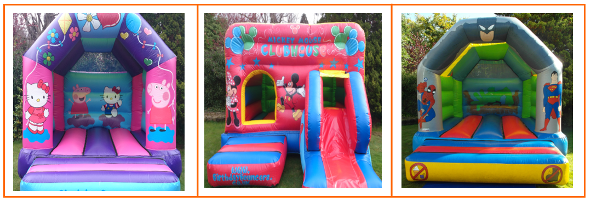 link 3 to children bouncy castle hire