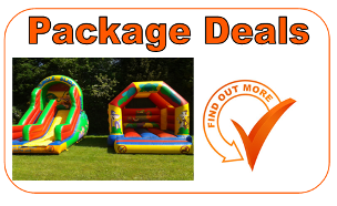 link to bouncy castle package deals