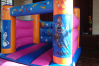 Frozen Bouncy Castle small 3