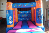 Frozen Bouncy Castle small 6